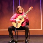 Adelaide International Classical Guitar Competition victor Andrey crowned!