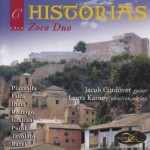 Zoco Duo new CD Historias