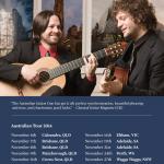 Australian Guitar Duo: Australia Tour 2014