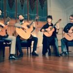 Melbourne Guitar Quartet, April 15